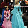 Mario, Princess Peach, and Rosalina