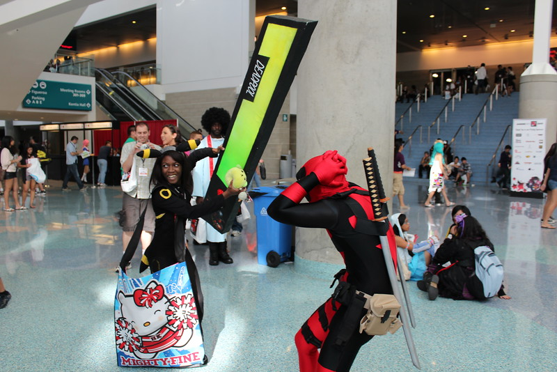 Umbreon and Deadpool