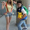 Misty and Ash Ketchum