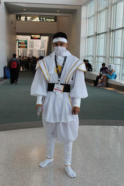 White Ninja Ranger