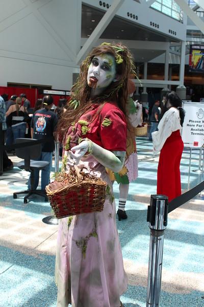Zombie Aeris Gainsborough