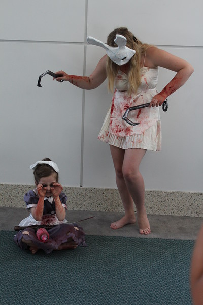 Little Sister and Splicer