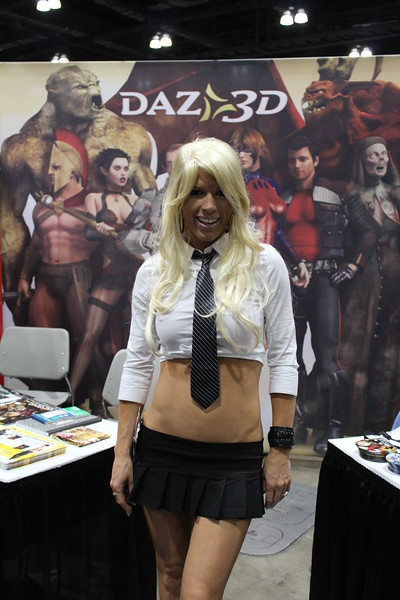DAZ3D Model