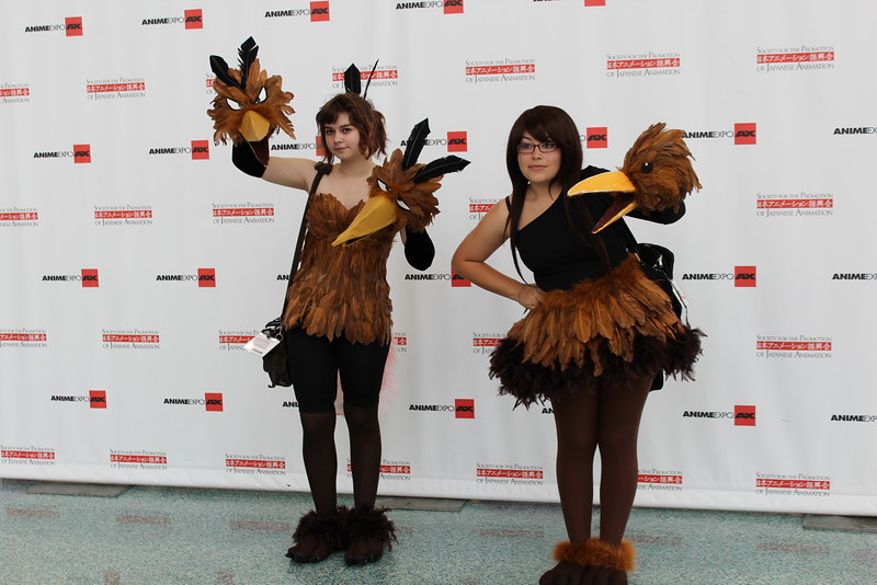 Dodrio and Doduo