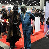 Darth Vader and Boba Fett