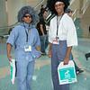 Ninja Ninja and Afro