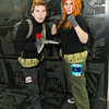 Ron Stoppable and Kim Possible