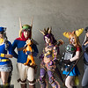 Sly Coopers, Jak, Spyro, Ratchet, Daxter, and Clank