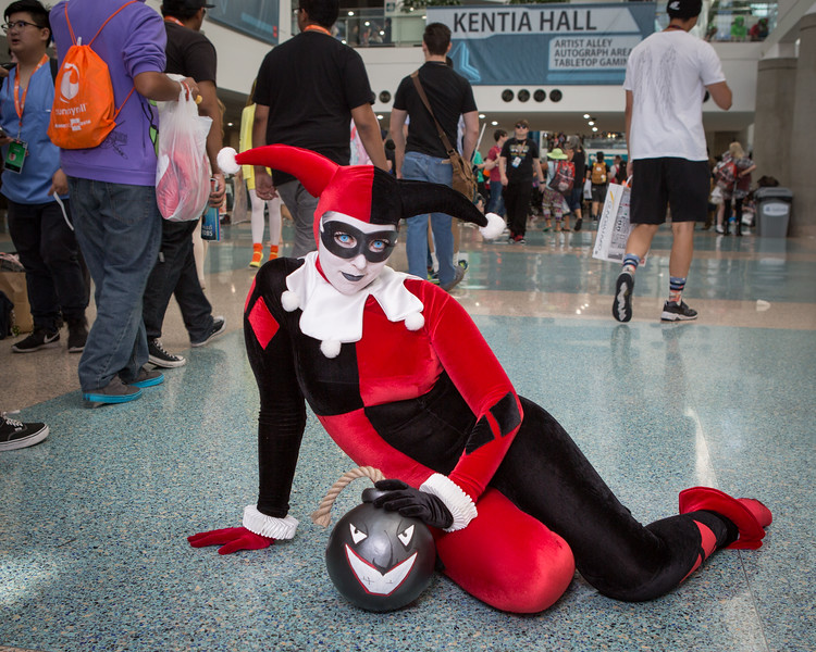 Anime-Expo-2016-Mark Blu-Day3-156