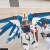 ZGMF-X10A Freedom Gundam, Kira Yamato, and Birdy