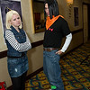 Android 18 and Android 17