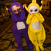 Tinky Winky and Laa-Laa
