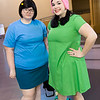 Tina Belcher and Louise Belcher