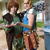 Hiccup Horrendous Haddock III and Astrid Hofferson