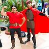 Gaston and Prince Phillip