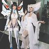 Satsuki Kiryuin and Ragyo Kiryuin