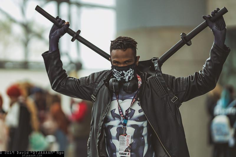 Symbiote Ninja