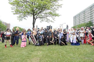 Anime North 2018 Final Fantasy