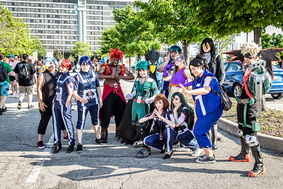 Anime North 2018 Friday Gallery