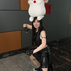 Tifa Lockhart and Moogle