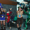 Caitlyn, Zed, Teemo, and Akali