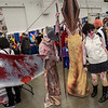 Butcher, Pyramid Head, and Memory of Alessa