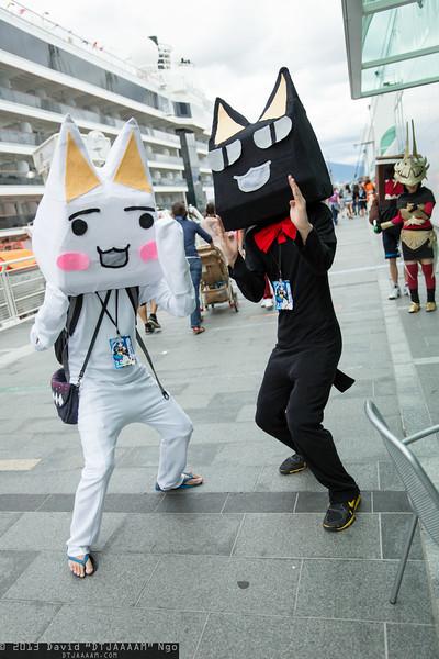 Toro Inoue and Kuro