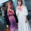 Zombie and Zombie Bride