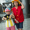 Tony Tony Chopper and Monkey D. Luffy