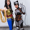 Wonder Woman and Catwoman