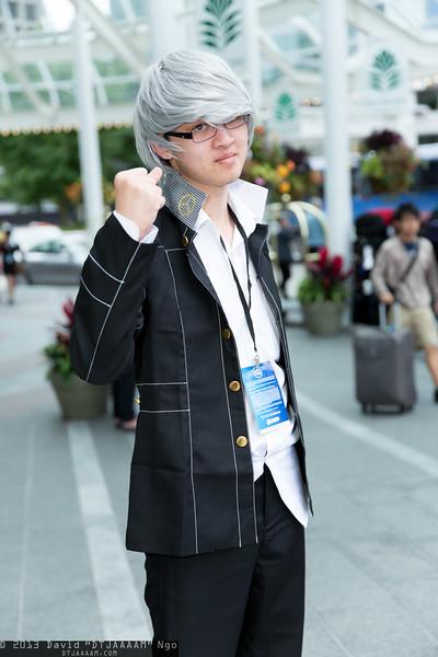 Yu Narukami