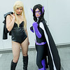 Black Canary and Huntress