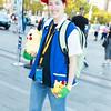 Ash Ketchums and Pikachu