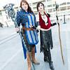 Grey Warden and Morrigan