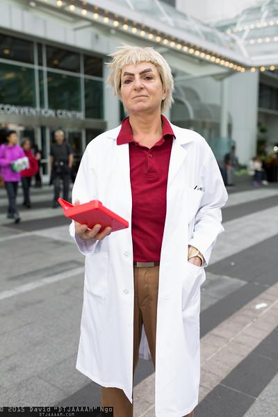 Professor Oak