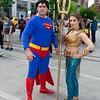 Superman and Aquawoman