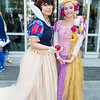 Snow White and Rapunzel