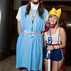 Gretchen Grundler and King Bob