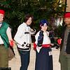 Ralf Joneses, Kyo Kusanagi, and Kasumi Todoh