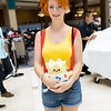 Misty and Togepi
