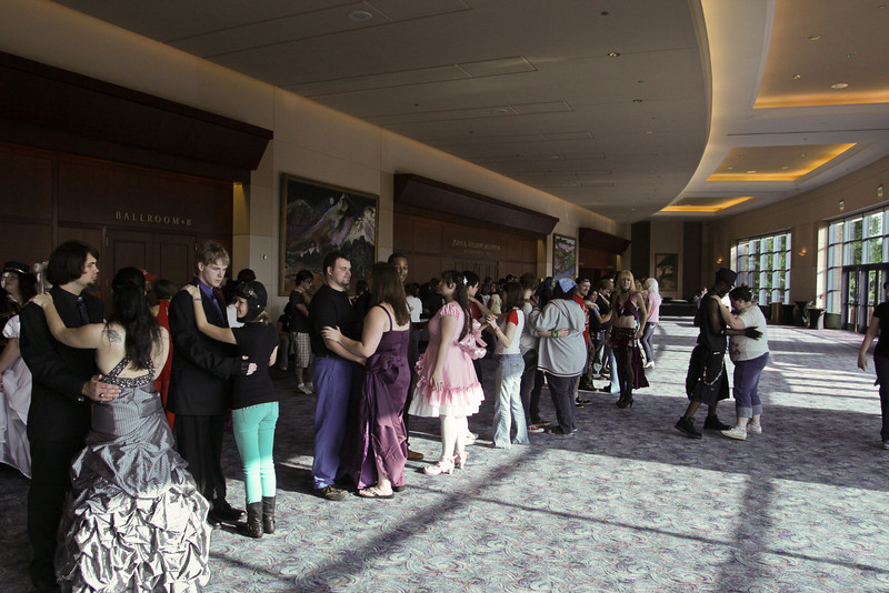 Guests at the 2009 Anime Weekend Atlanta