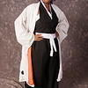 Madison as Yoruchi of Bleach at the 2009 Anime Weekend Costume Contest
