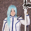 Krirsten as Lind of Ah! My Goddess at the 2009 Anime Weekend Costume Contest