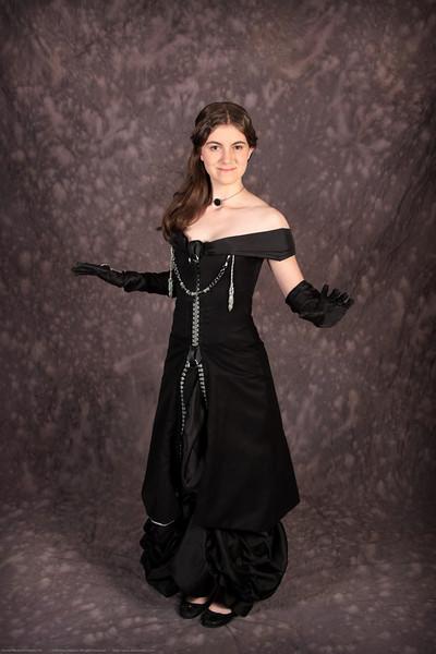 BelleÕs Nobody of Kingdom Hearts II in the Costume Contest at Anime Weekend Atlanta 14