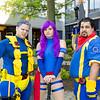 Cable, Psylocke, and Bishop