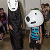 No-Face and Kodama