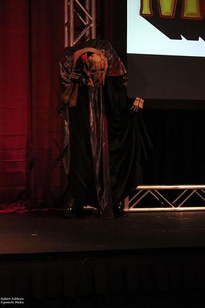 Megacon Costume Contest 2013