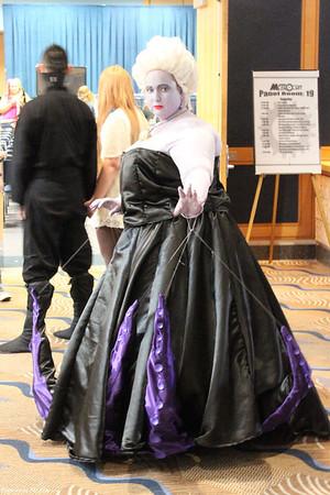 Metrocon 2013 Costumes