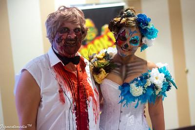Spooky Empire's May-Hem Hall Shots