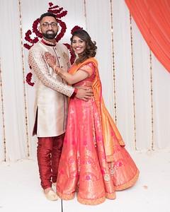 Anish & Bhagyashree 's    The Engagement